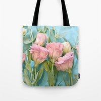 destiny Tote Bags featuring Destiny by Lisa Argyropoulos