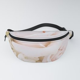 Pastel Roses Fanny Pack