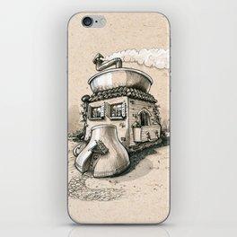 Coffee House iPhone Skin