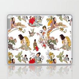 China Cabinet Toss Laptop & iPad Skin