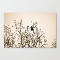A quiet moment Canvas Print