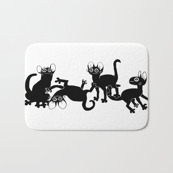 4cats Bath Mat
