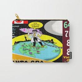 Vivita Spa, Toronto, Canada, Commercial Advert Artwork Carry-All Pouch