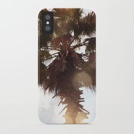 Glowing Palm iPhone Case