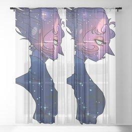 Pearl Sheer Curtain