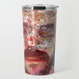 Watercolour Travel Mug