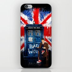 The King of All Doctor who iPhone 4 4s 5 5c 6, pillow case, mugs and tshirt iPhone & iPod Skin