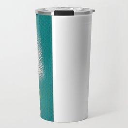 Cosmic turquoise ing Travel Mug