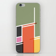 SECRET CYCLING FLAG - VOIGT iPhone & iPod Skin