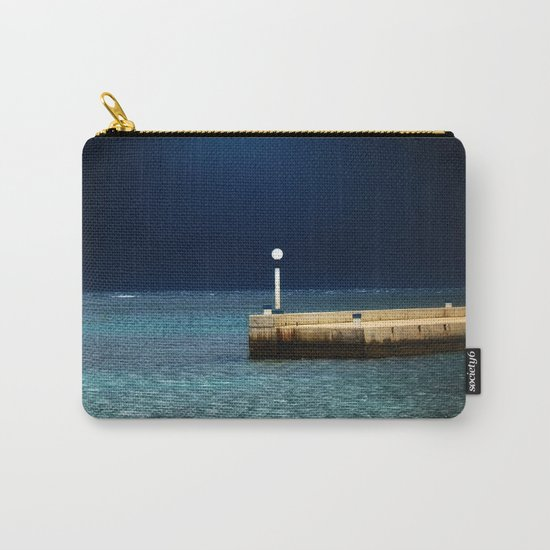 Light in the Sea Carry-All Pouch