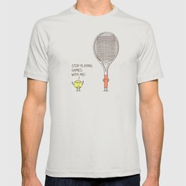 Angry ball T-shirt