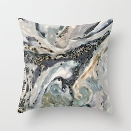No. 8, Undefined Throw Pillow