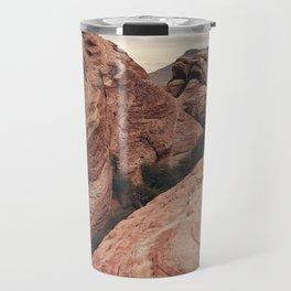 Desert mountain Travel Mug
