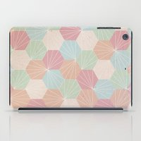 pastel iPad Cases featuring Pastel by According to Panda