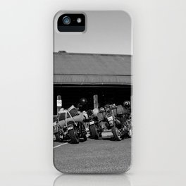 Ride Easy iPhone Case