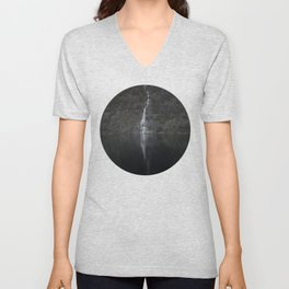 Waterfall (The Unknown) Unisex V-Neck
