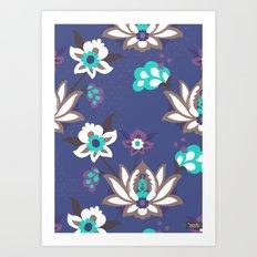 Arabian Nights Art Print