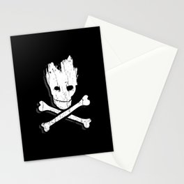 Groot & Bones Stationery Cards