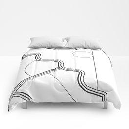 White Magic II Comforters