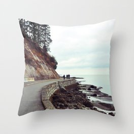 Stanley Park Throw Pillow
