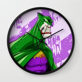 The Imposter Wall Clock