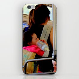One Two Many iPhone Skin