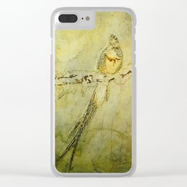 Quetzal (#2) Clear iPhone Case