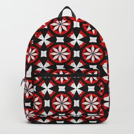 Geometric Pattern II - Bloodshard Backpack