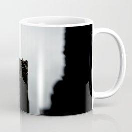 Crow at Fore Abbey Coffee Mug