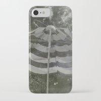 umbrella iPhone & iPod Cases featuring Umbrella by Anja Hebrank