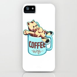 Coffee is Life iPhone Case