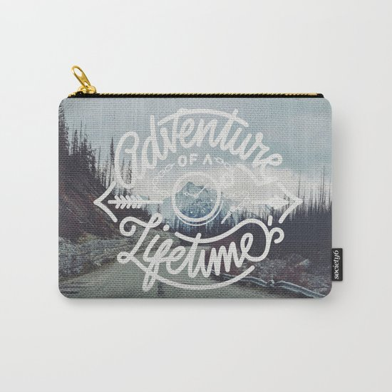 Adventure of a lifetime Carry-All Pouch