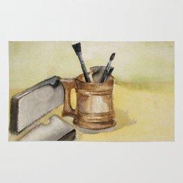painting workshop Rug