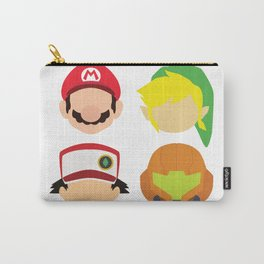 Nintendo Greats Carry-All Pouch