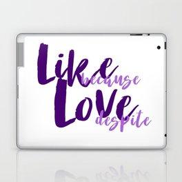 Like Laptop & iPad Skin