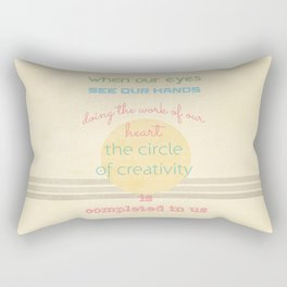 Create Rectangular Pillow