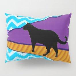 Catscape Pillow Sham
