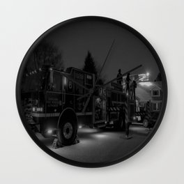 Station 6 Wall Clock