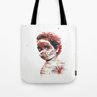 australia Tote Bags featuring Australia by Cristian Blanxer