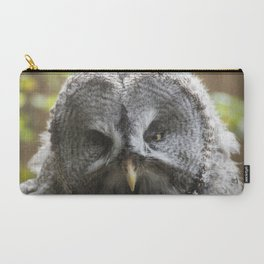 Eyes of the Owl Carry-All Pouch