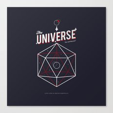Another Universe Canvas Print