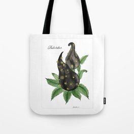 Bubotuber Botanical Art Tote Bag