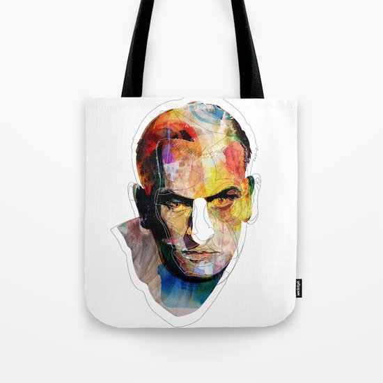 White nose Tote Bag