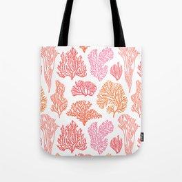 Coral Mania Tote Bag