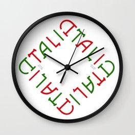 """TALIA"" Invertible Design Wall Clock"