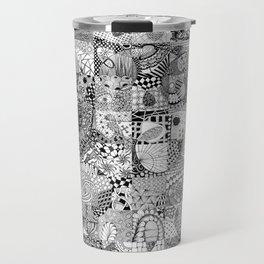 Doodling Together #2 Travel Mug