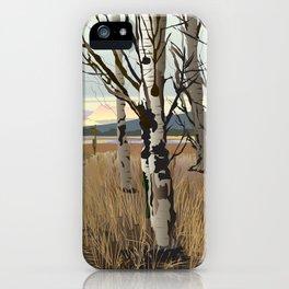 Conboy Lake iPhone Case