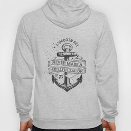 A smooth sea Hoody