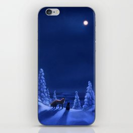 Polar Nights iPhone Skin