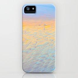 Glistening Carmel Beach, Carmel-By-The-Sea iPhone Case